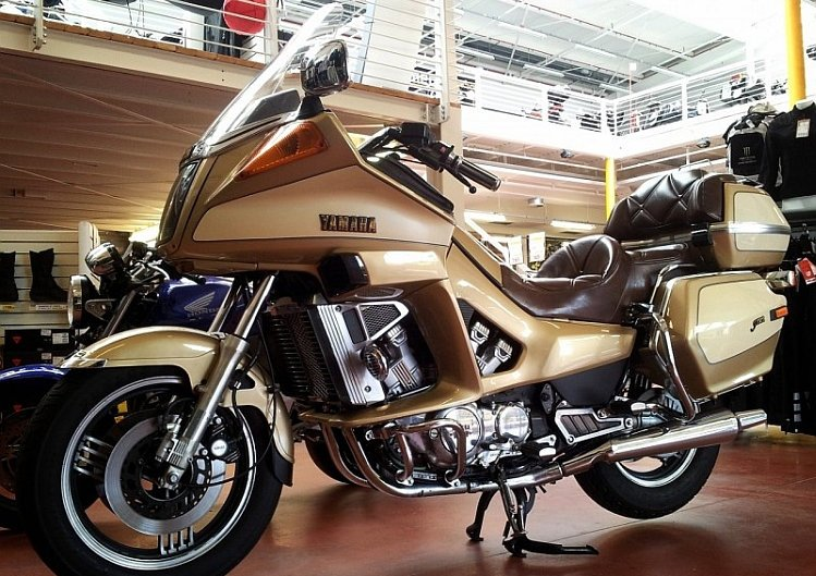 yamaha venture royale 1200 electrical info
