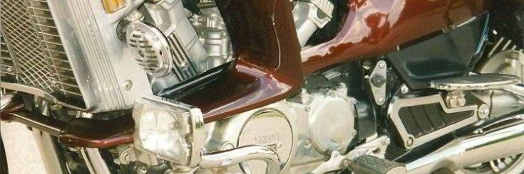 83-93 Yamaha XVZ1200 XVZ1300 Venture Royale XVZ 1200 1300-REPLACEMENT WINDSHIELD